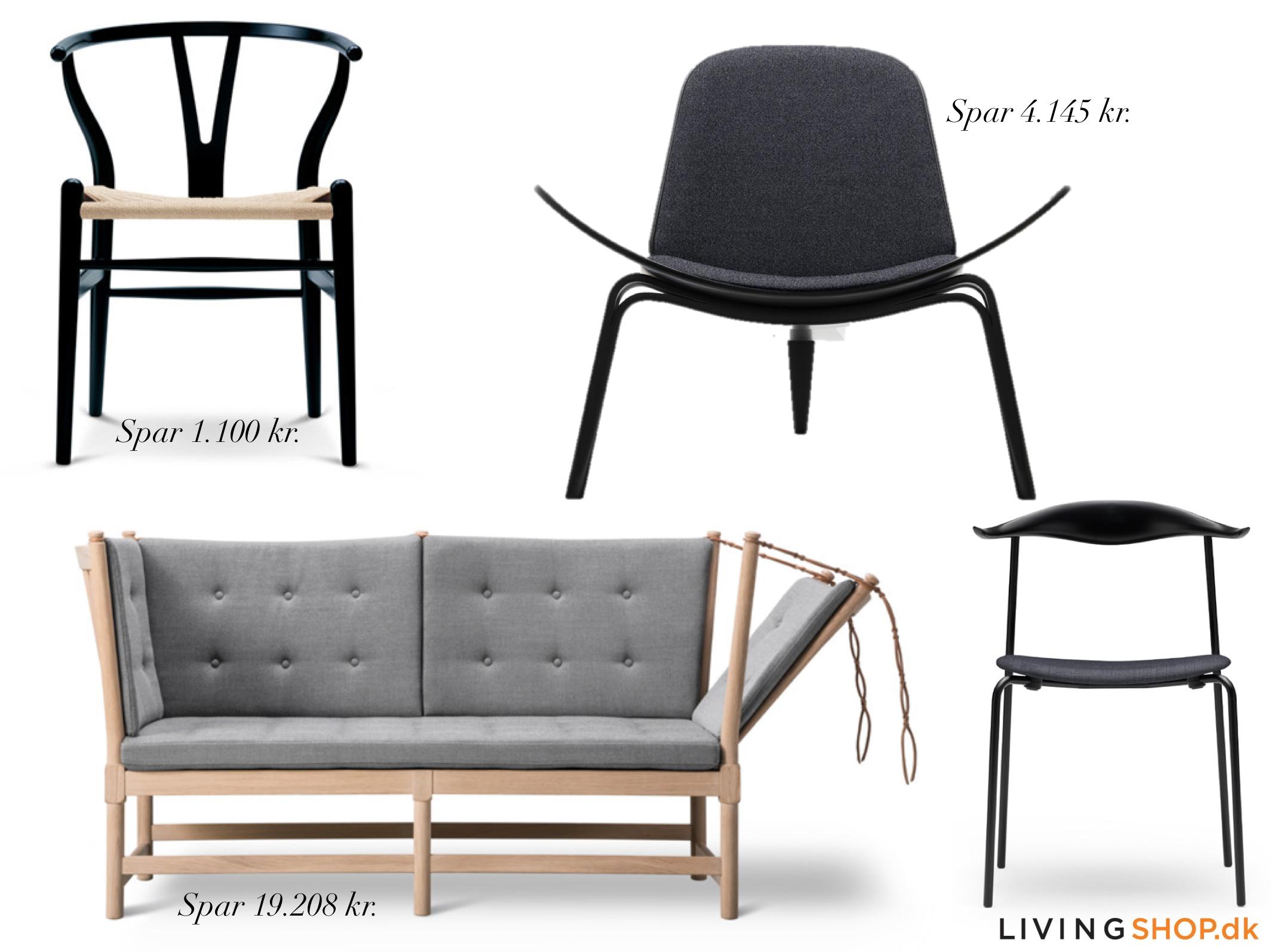 black friday designermøbler
