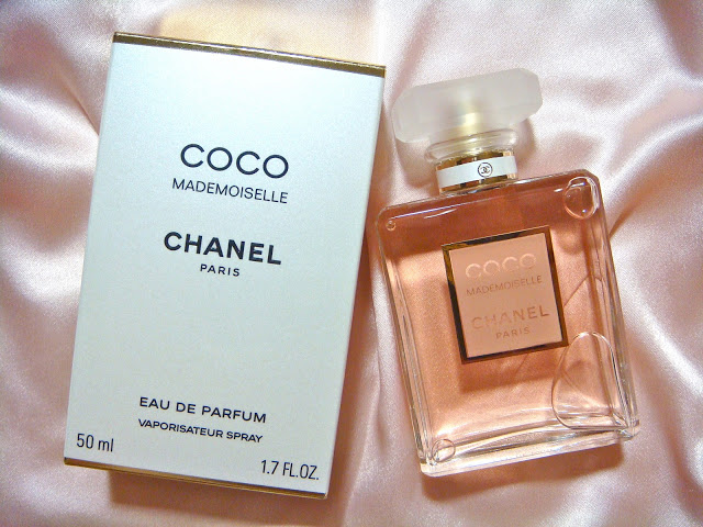 Coco Mademoiselle 2012