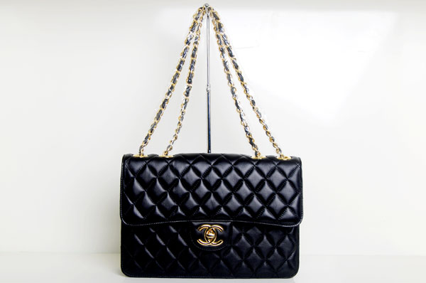 Chanel-Large-Flap-Bag-Lambskin-Leather-A48022-Black-Ch917337
