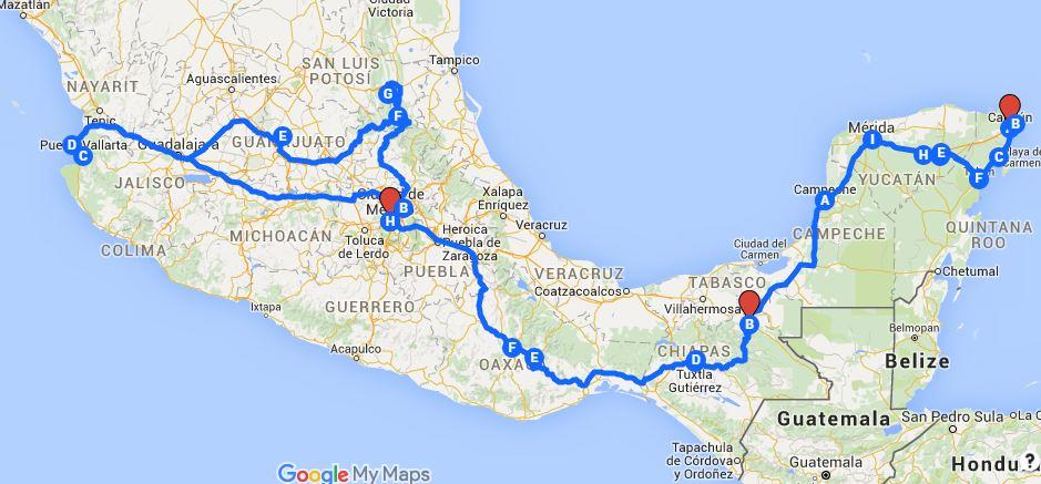 mexico-journey