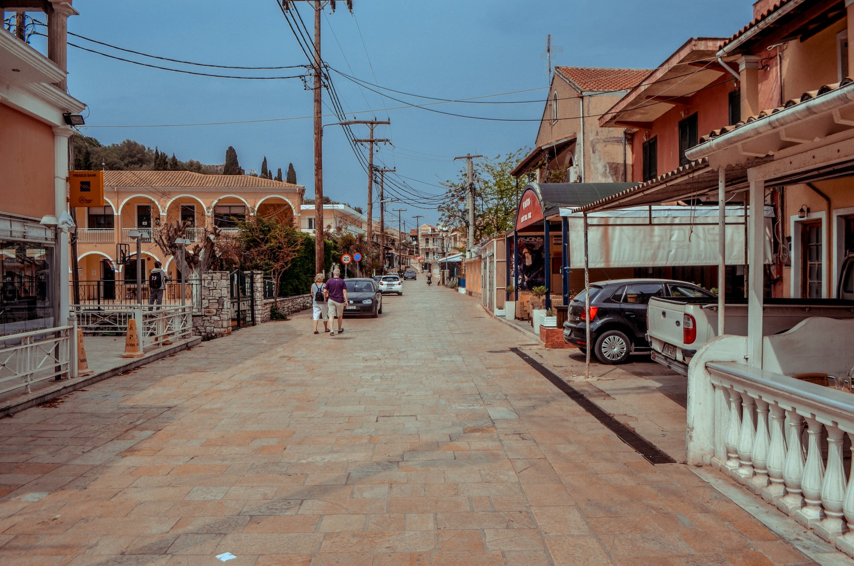 Kassiopi Village