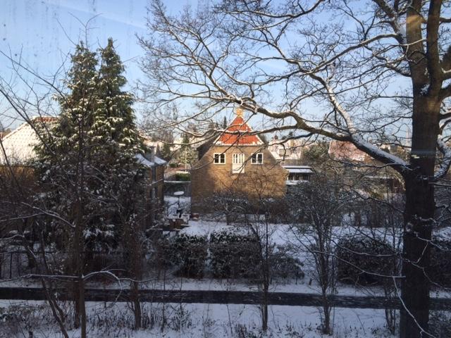 Hus sne