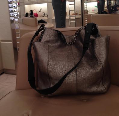 Smuk (amme)taske som jeg forelskede mig i i Puerto Banuz.