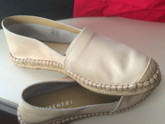 Pavement sko 1