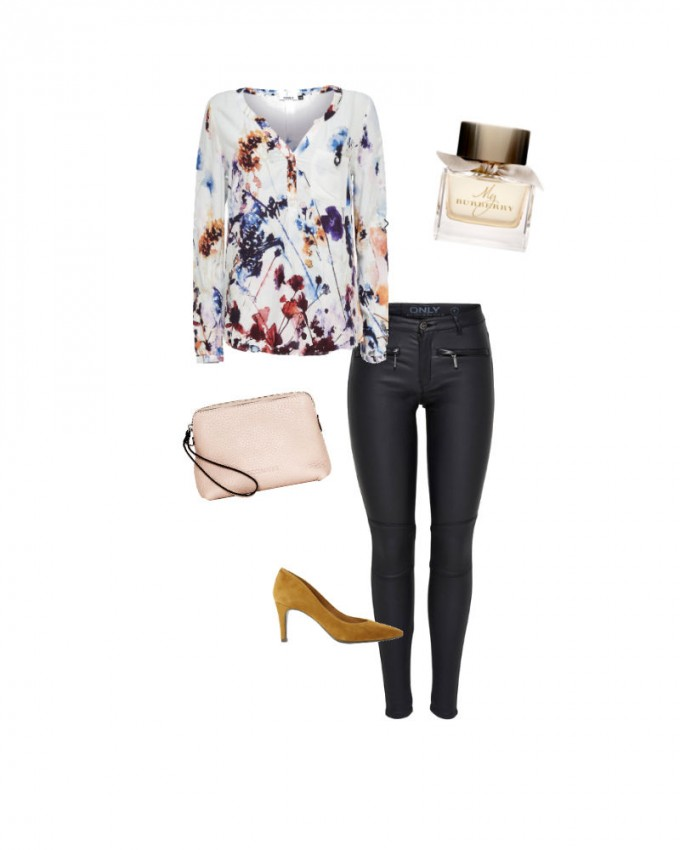 Onsdagsoutfit outfit ootd burberry only decadent billie bi