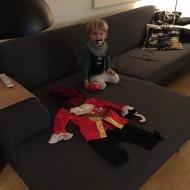 Oskar // Kaptajn Klo