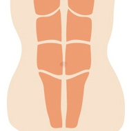 Uden rectus diastase
