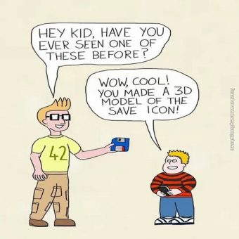 funny-pics-a-3d-model-of-the-save-icon