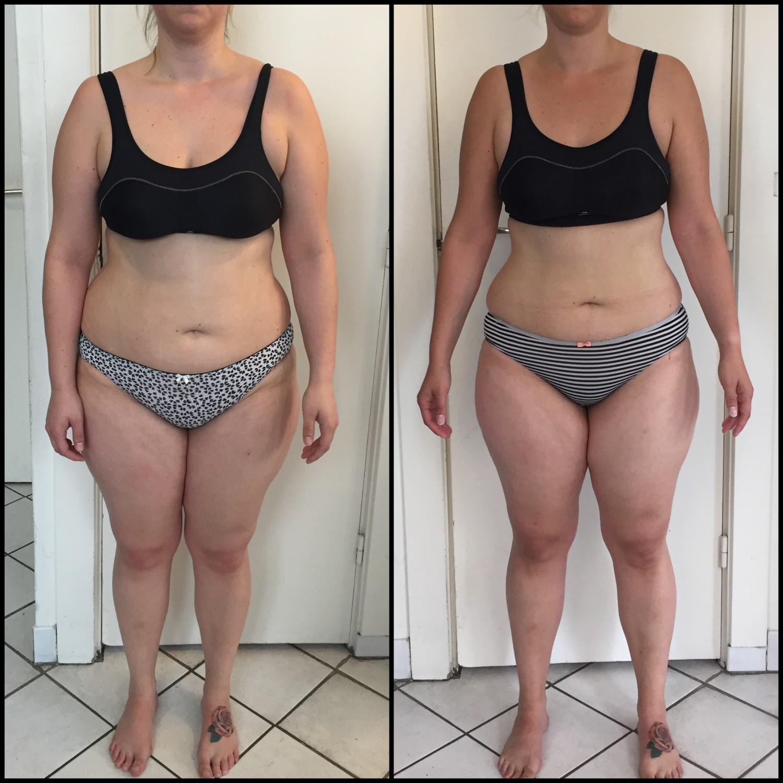 vægttab 3 måneder