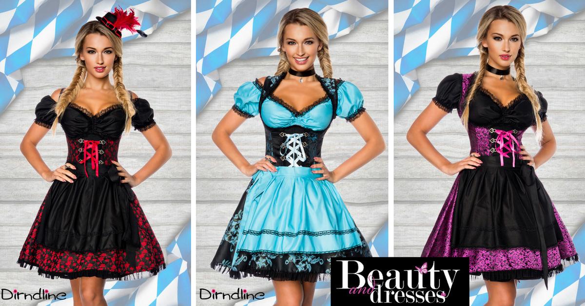 Helt unikke styles i Tyrolerkjoler og Oktoberfest kjoler du ikke ser andre steder   Online shop af Tyrolertøj