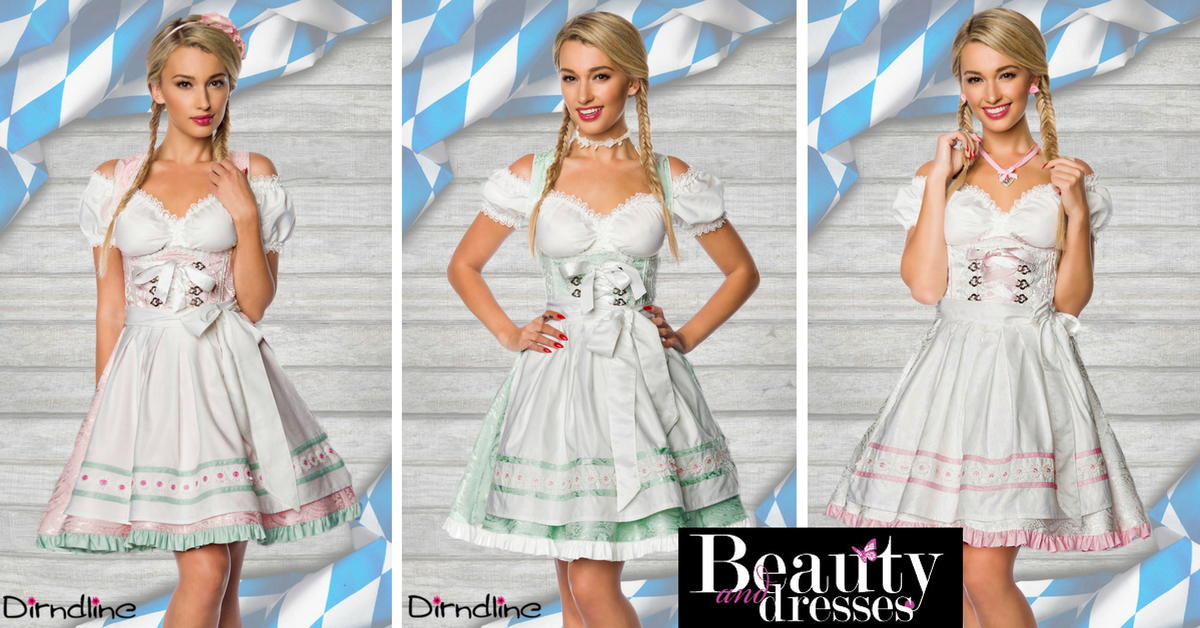 Meget smukke Tyrolerkjoler i helt unikt design og meget feminin stil   Høj kvalitet og mange flotte detaljer   Find Tyrolerkjoler til din temafest online idag.