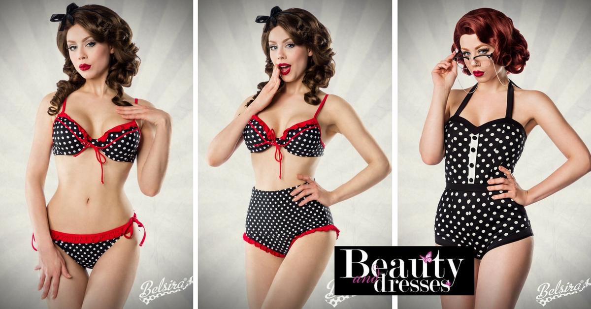 Køb flotte badekjoler og tankini i smarte designs online i shoppen HER.