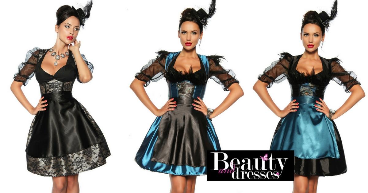 Flotte tyroler kjoler og Oktoberfest kjoler til din fest