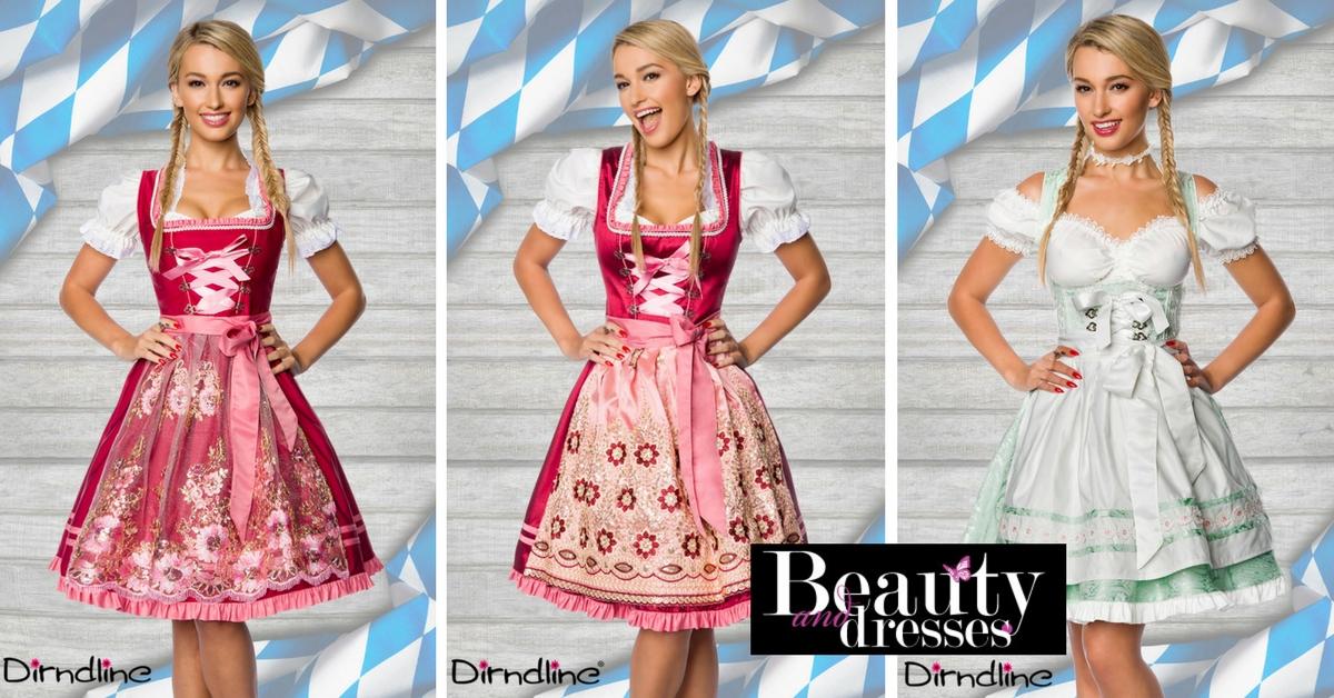 Køb din Tyrolerkjole og Oktoberfest kjole online her | Anderledes design