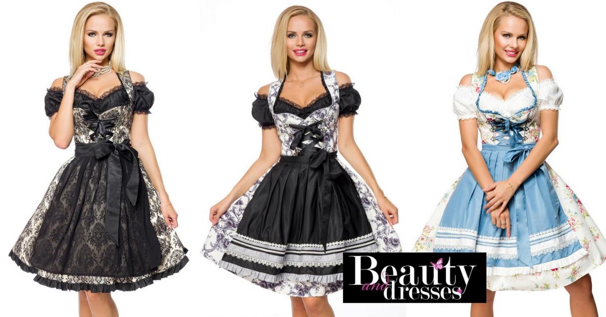 Oktoberfest kjoler i flotte farver | Anderledes stilarter | Køb Her