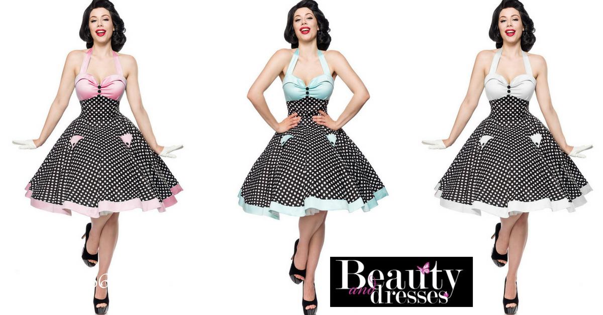 Swing kjoler i ren Rockabilly stil