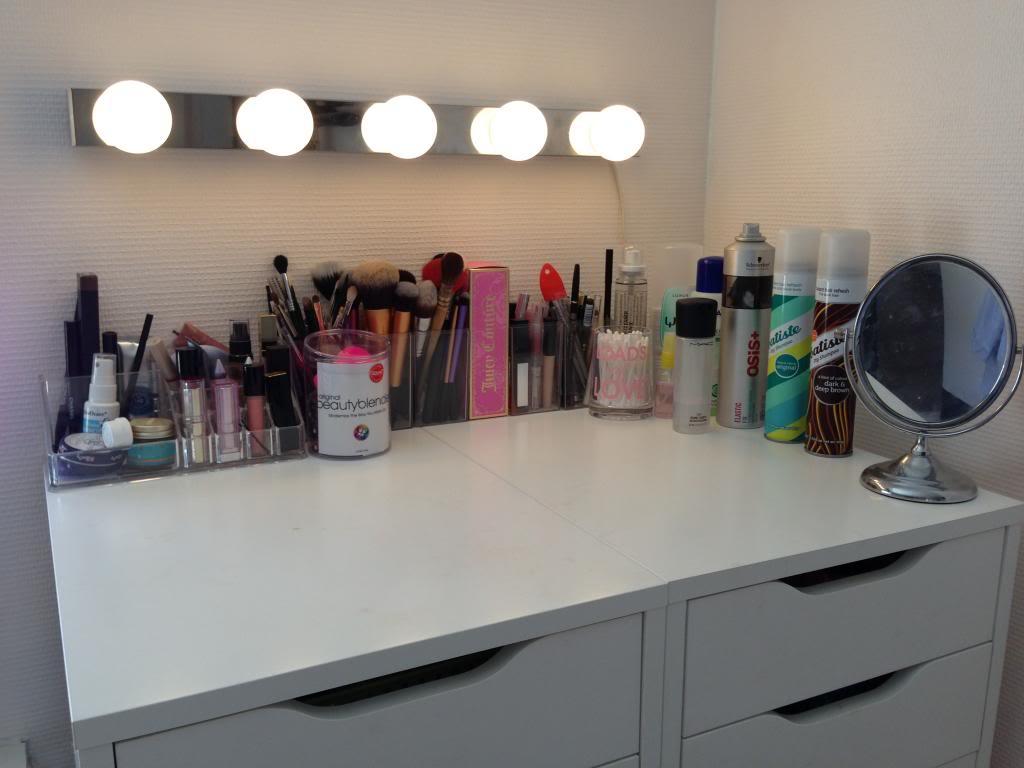 Picture of: Day 28 Dit Vaerelse Make Up Opbevaring Ikke
