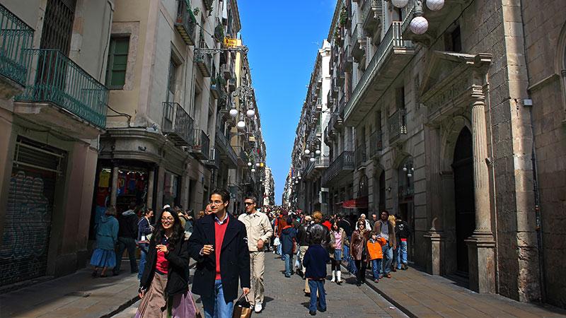 rejse_handlegader_barcelona