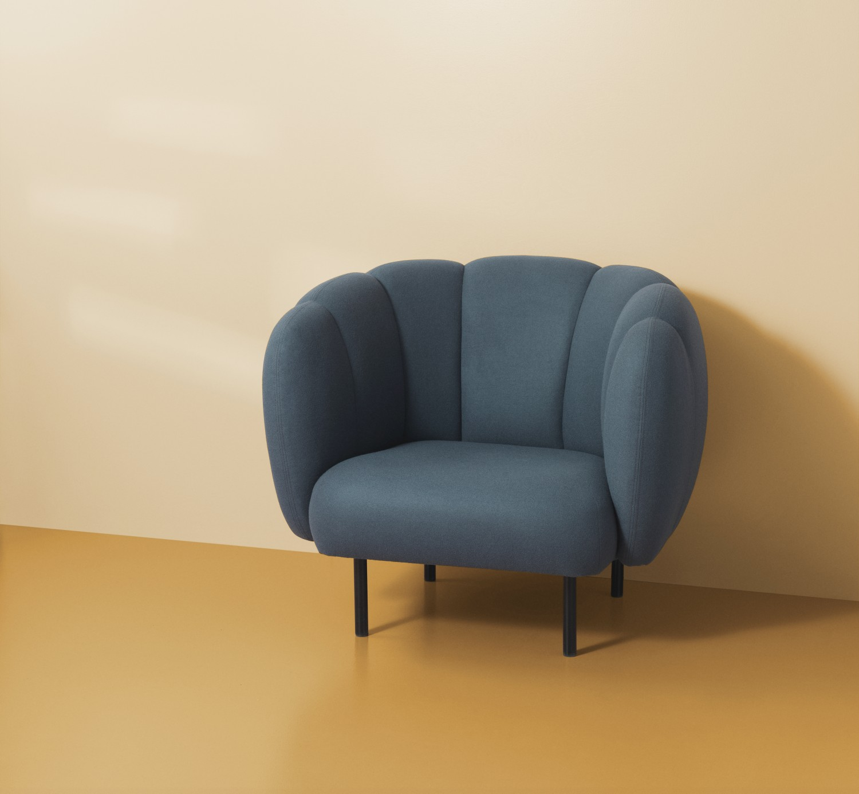 2201049-warmnordic-furniture-cape-loungechair-folds-petrol-vyellow