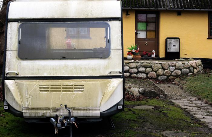 Campingvogn Nordre Kinkelgade Dragør Amager amarOrama