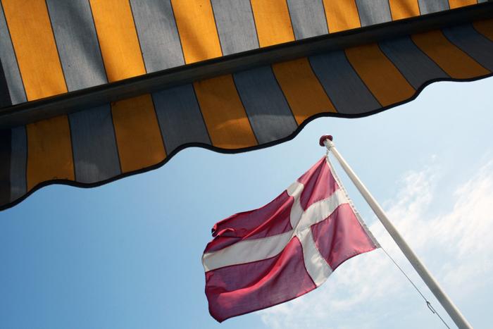 Flag Dragør Amager amarOrama