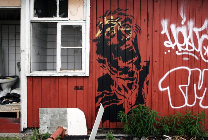 Rødt hus Njalsgade Amager amarOrama