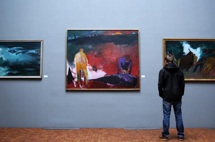 torshavn kunstmuseum Mykines amarOrama