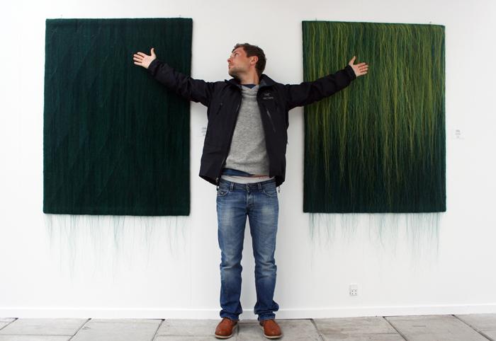 Tita Vinther torshavn kunstmuseum amarOrama