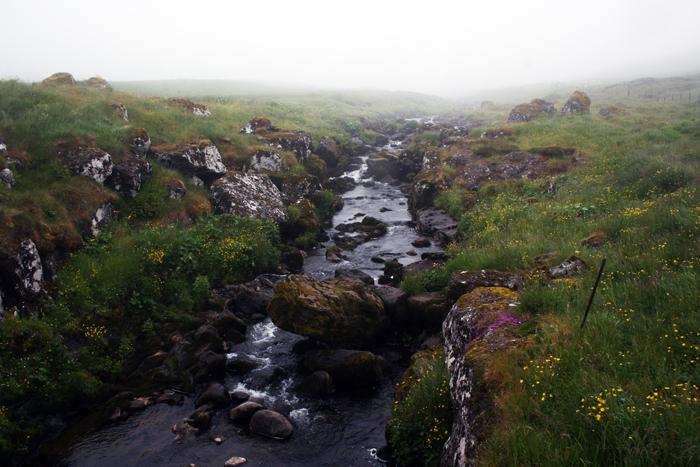 Torshavn til Kirkubo amarOrama