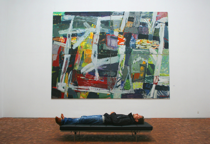 Ingolvur af Reyni torshavn kunstmuseum amarOrama