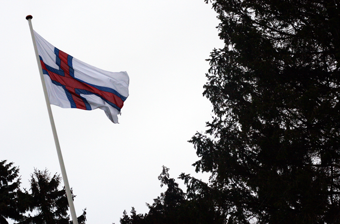 Flag Backersvej Amager amarOrama