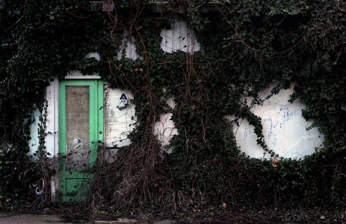 Kretavej tilgroet hus Amager amarOrama