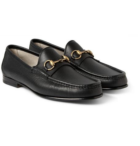 ful- grain loafers