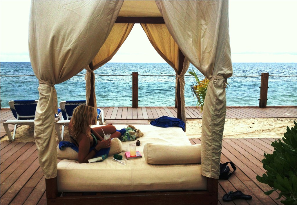 Strand ved Ocean Maya Royale