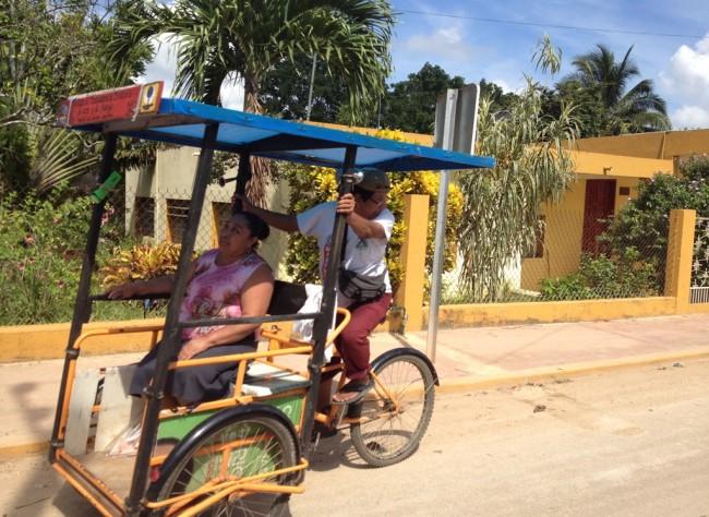 Und dig selv at slentre en tur i en af de mange små byer på Yucatan. De store resorts giver ikke et troværdigt billed af halvøen, men er rare at bo på, hvis formålet med rejsen også er at slappe af.