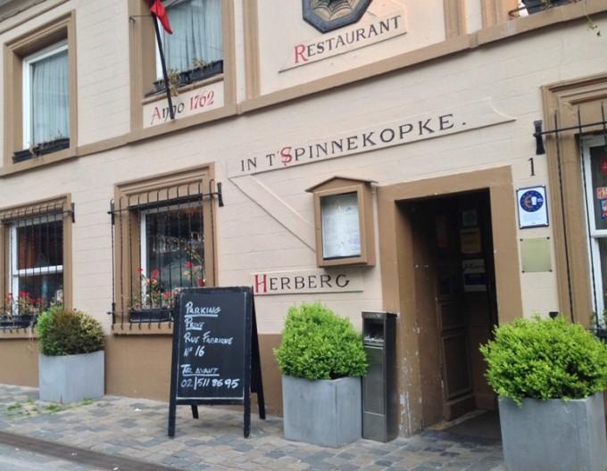 T'Spinnekopke i Bruxelles