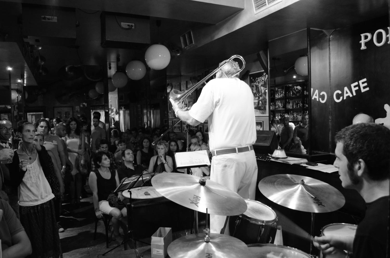 Café Jazz Populart