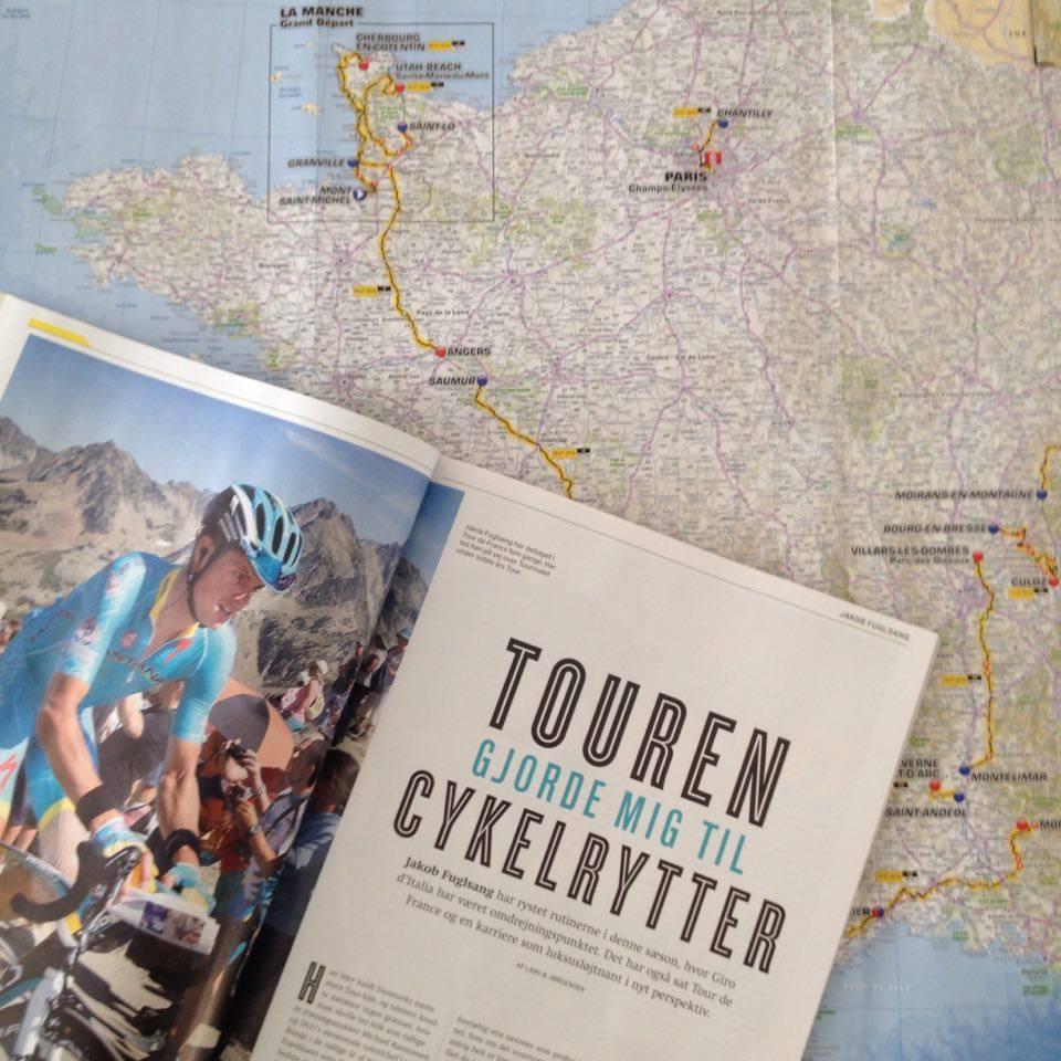 Tour de France magasin