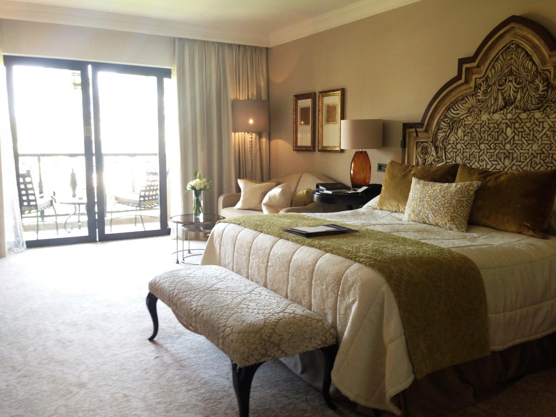 Værelse på One Only Mirage Hotel i Dubai.