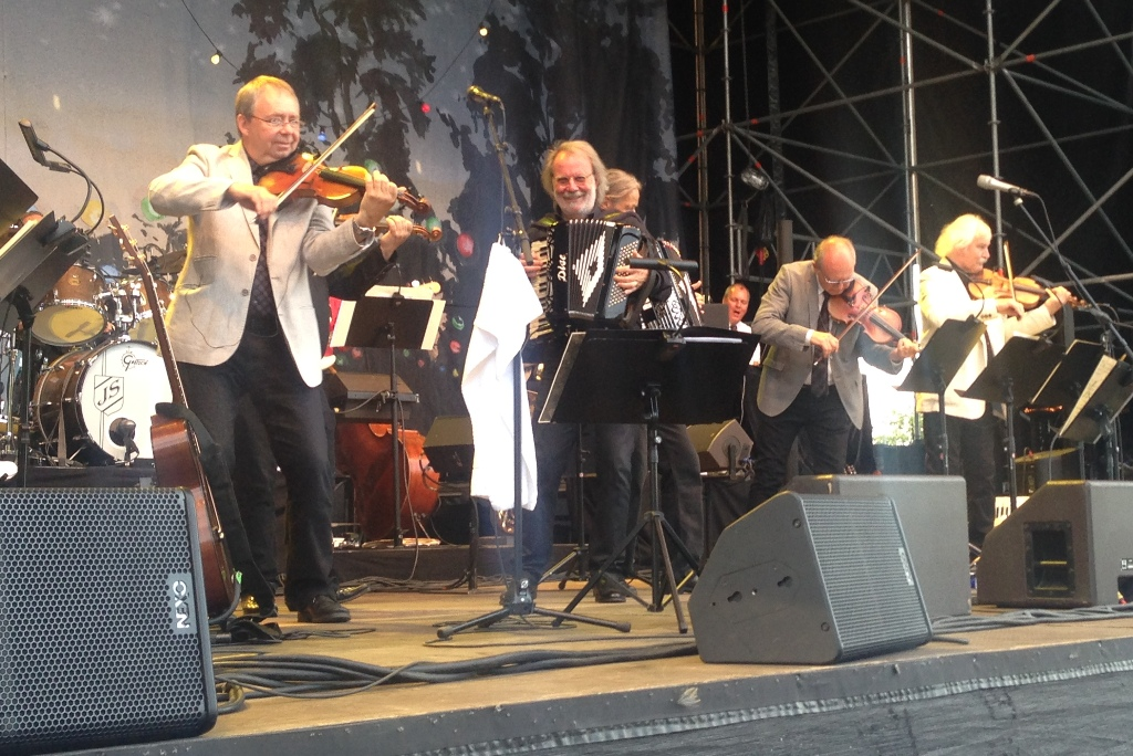 Benny Andersson i Kalmar