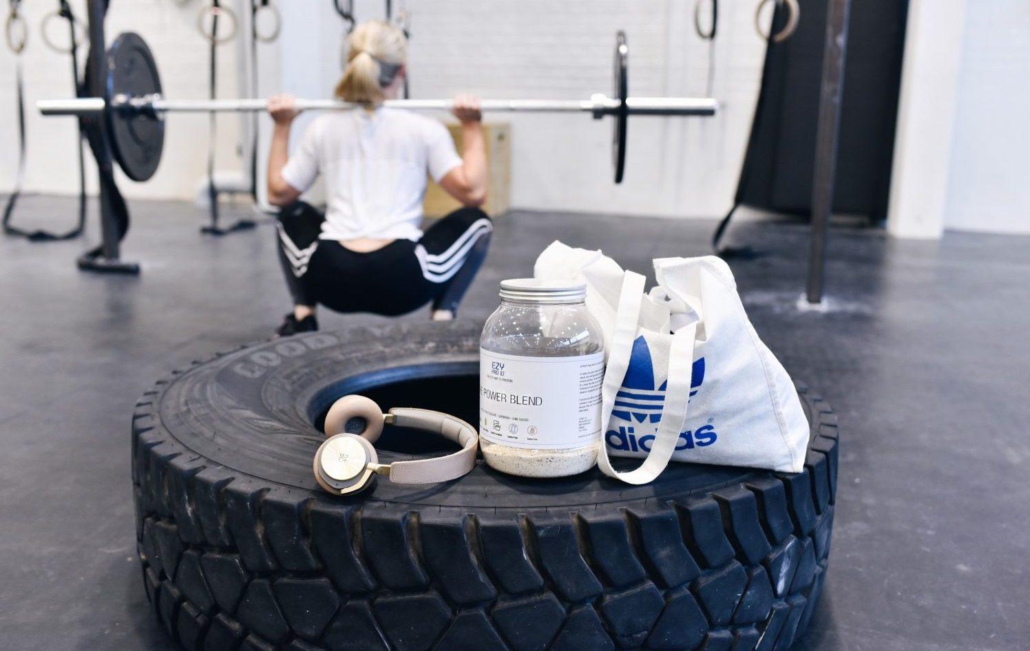 Optimering af min styrketræning med kosttilskud