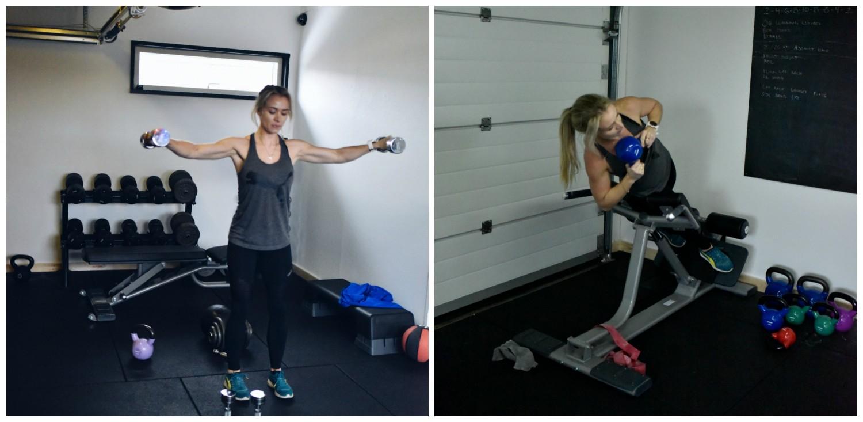 Øvelser der træner hele kroppen
