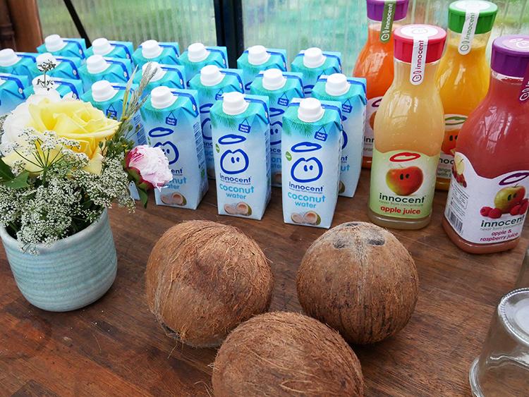 innocent coconut water event 1 kopi