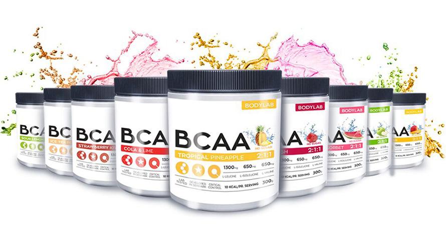 BCAA-anmeldelse