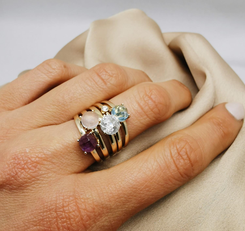 I love these saphire rings #saphirerings   Smykker, Ringe og Sko