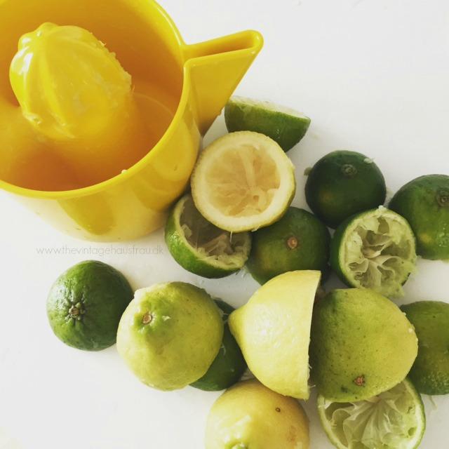 Lemonade-opskrift