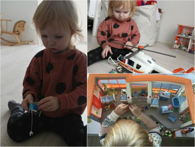 Playmobil Collage 1