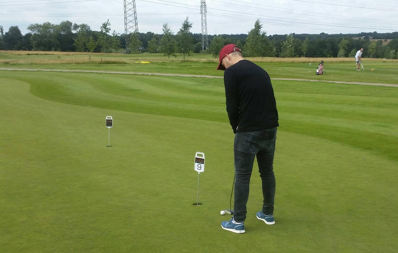 værebro golfklub put