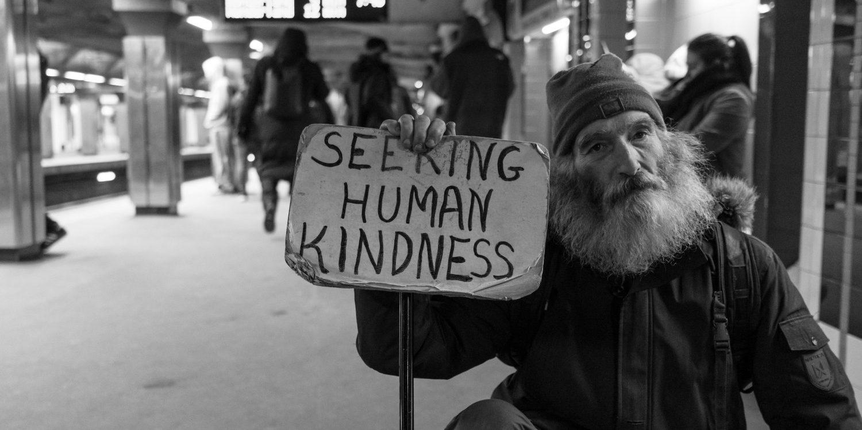 socialt udsat søger venlighed