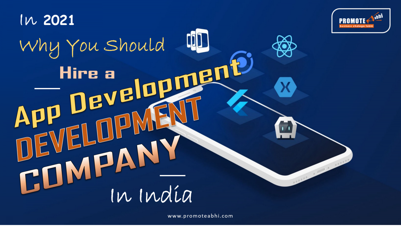 Promote Abhi is Top App Development Company in India